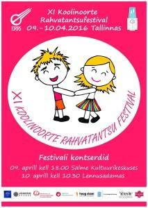 Koolinoorte festival2016