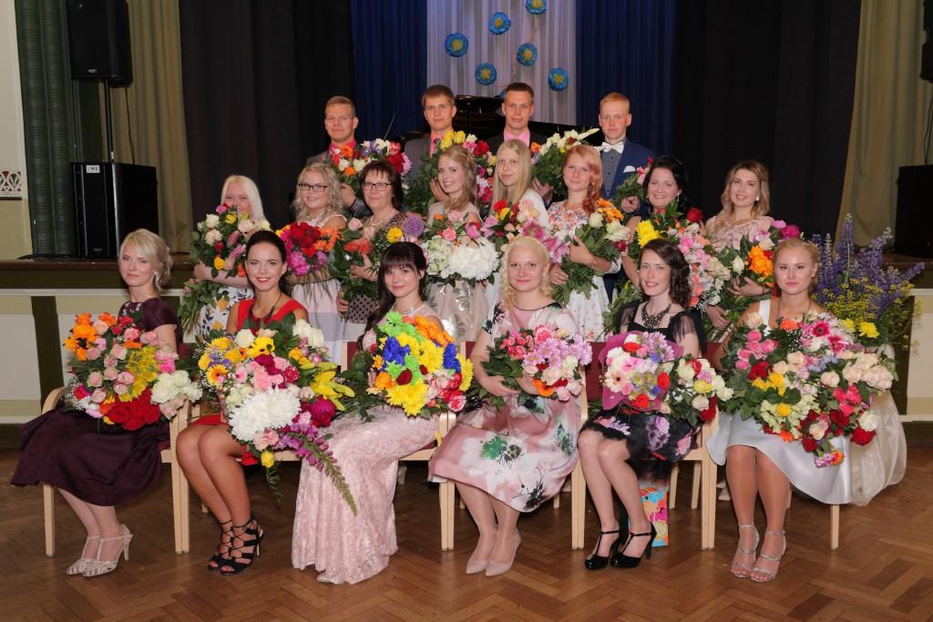 XII klass 2016